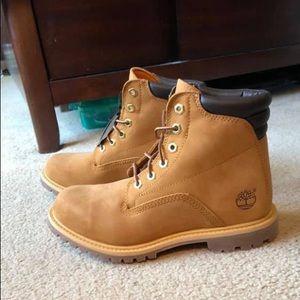 Women's Ortholite Timberland Boots